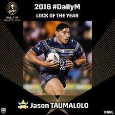 Jason Taumalolo: Lock of the Year #DallyM #NRL