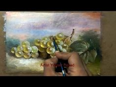 Simple Tutorial Oil painting Landscape By Yasser Fayad ياسر فياض - YouTube
