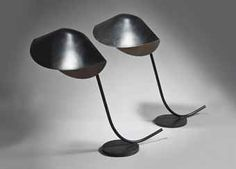 Serge Mouille - Antony Table Lamps, 1955