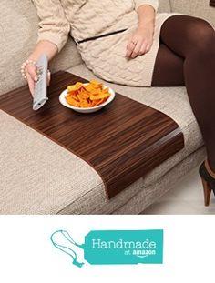 Sofa Tray Table - Long ( Brazilian Walnut ), Sofa Arm Tray, Armrest Tray, Sofa Arm Table, Couch Tray, Coffee Table, Sofa Table,Wood Tray,Wood Gifts from AnatolianWoods https://www.amazon.com/dp/B019UBK7Y8/ref=hnd_sw_r_pi_awdo_Eotfyb1T4DZS0 #handmadeatamazon