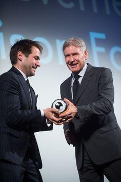 Harrison Ford (Lifetime Achievement Award 2013)