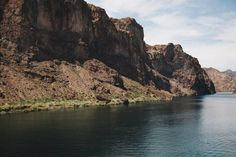 Attendees of the Business of Water Summit 2.0 took a kayaking tour of Black Canyon on the Colorado River hosted by Desert Adventures. #desertadventures