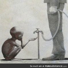 Unfettered Capitalism Leads to Corruption Meaningful Pictures, Powerful Pictures, Rich Vs Poor, Pictures With Deep Meaning, Digital Foto, Satirical Illustrations, Afrique Art, Deep Art, Arte Obscura