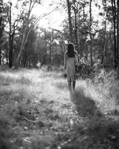The walk...