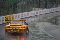 #11 JDX Racing Porsche 911 GT3 Cup: Chris Cumming, Michael Valiante.  A nice shot fro Long Beach 2012.