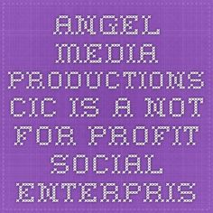 Angel Media Productions CIC is a not for profit social enterprise discovering and developing diverse talent in media and music.  We are registered as an independent production company on the BBC's list of preferred suppliers.  The company is a member of the Radio Independents Group and its directors are members of the National Union of Journalists.  We aim to uphold the highest ethical standards in journalism at all times.