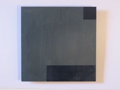 30cm x 30cm Acryl auf Holzplatte (3mm stark) Wandmontage, Abstand 2.5cm