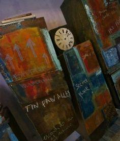 Muebles gamberros by Marie-Noëlle Ginard