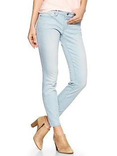 """1969 always skinny skimmer jeans in spark wash 
