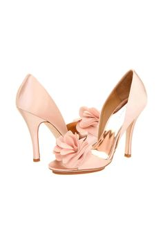 86e17009d02c pink shoes Blush Pink Wedding Shoes