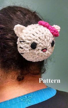 Ravelry: Hello Kitty Bun Sock pattern by Lulu Bebeblu