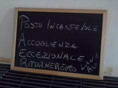 Ospiti italiani..grazie