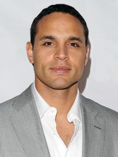 Daniel Sunjata. I know there's no facial hair, but his features are so masculine, no hair is neccessary. HOT