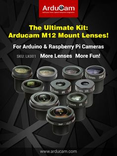 M12 Raspberry Camera
