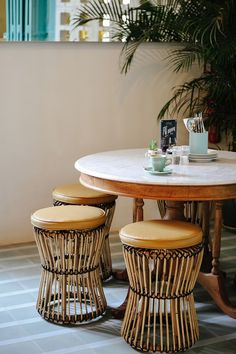 Historical venue and childhood memories influence nostalgic restaurant design at new Privé Singapore...
