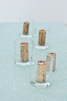 How to turn your corks into candles!