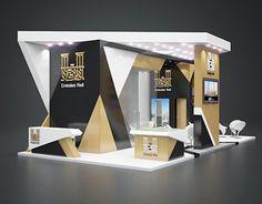 Emirates Reit stand at Cityscape Abu Dhabi 2016