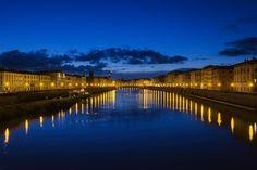 Lungarni Pisa by Fabrizio Lunardi on 500px