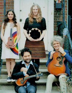 Dan Zanes and Elizabeth Mitchell - Sunday, November 10 at 1:30pm and 4pm - Tickets $12 - $15. Dan Zanes creates irresistible grooves from exuberant traditional songs and smart, inventive originals that make for an all-ages dance party. Elizabeth Mitchell delivers homespun renditions of great songs by everyone from Woody Guthrie to Bob Marley that transfix both children and parents.