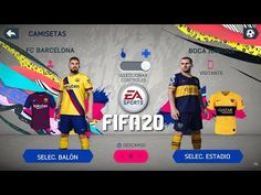JUEGOS DE FÚTBOL ANDROID Fifa, Fc Barcelona, Youtube, Android, Baseball Cards, Sports, Real Madrid Wallpapers, Hs Sports, Sport