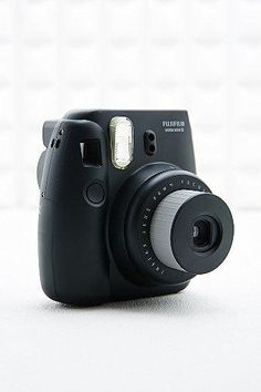 Fujifilm Camera Instax Mini 8 in Black #covetme #fujifilm