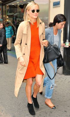 Taylor Schilling Street Style