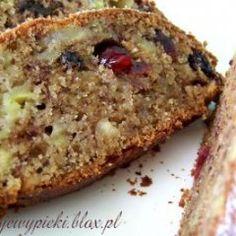 Ciasto arbuz | Moje Wypieki Dessert Drinks, Desert Recipes, Banana Bread, Recipies, Deserts, Sweets, Snacks, Baking, Cake