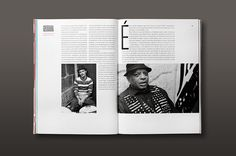 Jazz 20 Year Edition Book by Atelier Martino&Jaña, via Behance