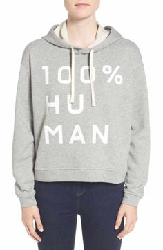 Everlane The 100% Human French Terry Pullover Hoodie--$55