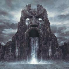Gates Of Atlantis | | 3mmi Design | Art of Pierre-Alain D. | Digital artist, graphic designer, illustrator and webdesigner. CD artwork, cd a...
