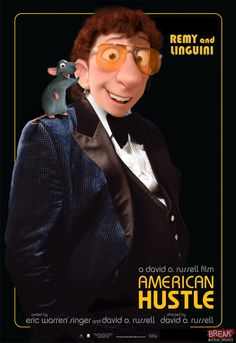 America Hustle x Ratatouille