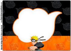 Naruto: Etiquetas para Candy Bar para Imprimir Gratis. Akatsuki, 9th Birthday Parties, 10th Birthday, Themed Parties, Naruto Party Ideas, Party Printables, Free Printables, Naruto Free, Naruto Birthday