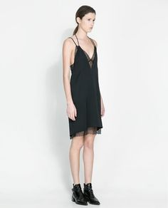STUDIO MESH DRESS - Dresses - WOMAN | ZARA United States