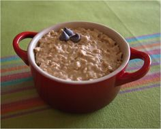 Peanut Butter Cookie Dough Overnight Oatmeal