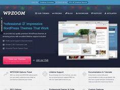 WPZOOM Black Friday 35% SALE on #WordPress #Themes & ZOOM Builder