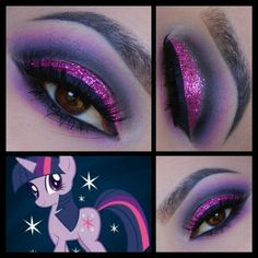 """a little inspired by """"Twilight Sparkle"""" from My Little Pony <3 #Padgram"""