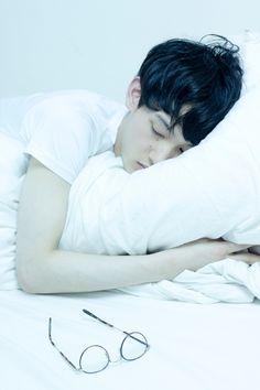 Cute sleeping More