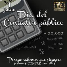 Feliz día del contador público #contador #celebridad #bedifferent www.tvquetzachapin.tv