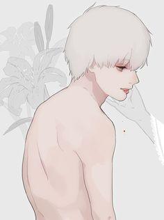 "white-eyepatch: ""☆ by ★: P """