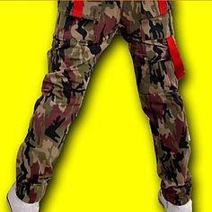 camouflage broek jongen – EUR € 13.75