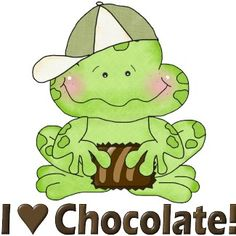 Would you prefer to make, buy or eat chocolate frogs?