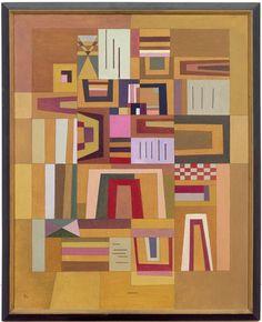 Compensation rose - Wassily Kandinsky, 1933