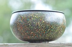 300 Contemporary Viking bowl 6.5 x 4.0 design with by VKWoodArt