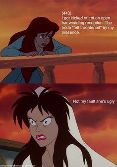 27 Hilarious Disney Princess Texts From Last Night