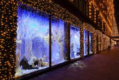 Crystal Christmas – Swarovski at Harrods