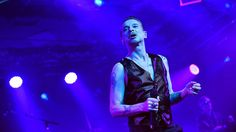 Depeche Mode  perform Where's the Revolution at the 6 Music Festival 2017