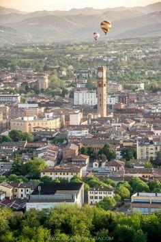 Forlì - Festival mongolfiere