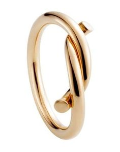 Cartier  'Intertwined' ring