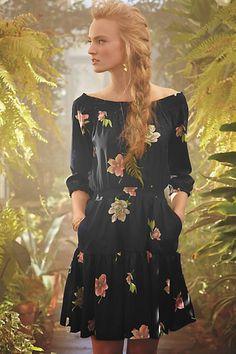 Lolanthe Dress #anthropologie #anthrofave