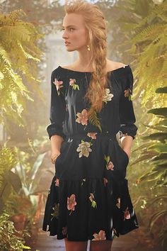 Lolanthe Dress #anthropologie, just DARLING!